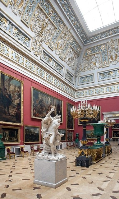 Dynastic Rule – Mikhail Piotrovsky And The Hermitage
