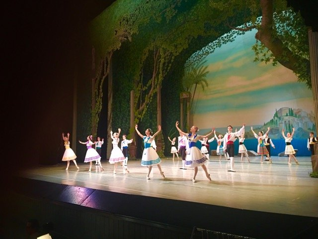White Nights – The Ballet Scene In Saint Petersburg